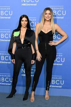 Kardashians e J.Lo as donas da mesma pista…