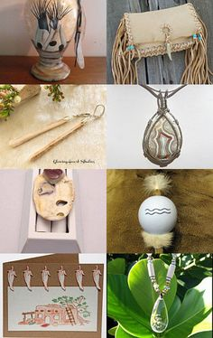 Saturday's Showcase -  Shop of the Week by Sandy Cervera on Etsy--Pinned with TreasuryPin.com