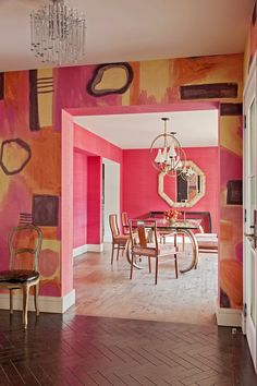 Dining Room in US by Angie Hranowsky