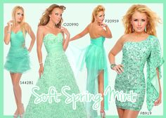 What's your St. Patty's Day Style? See ours in today's blog post!    http://preciousformalsblog.com/2013/03/15/st-pattys-day-style/