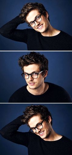 Portraits of Daniel Sharman to APress at the SDCC 2017.