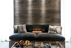 Mountain, Snow, Couch, Interior, Furniture, Home Decor, Settee, Decoration Home, Room Decor