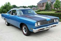 1969 383 Plymouth Road Runner