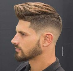 Our team of experts chose the best mens haircuts for Incuding the best short haircuts for men, most stylish taper cut & the best low fade haircut. Mens Hairstyles 2014, Cool Hairstyles For Men, Hairstyles Haircuts, Haircuts For Men, Medium Hairstyles, Low Skin Fade Haircut, Hair And Beard Styles, Short Hair Styles, Medium Length Hair Men
