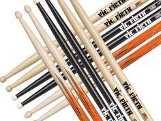 Many Vic Firth drum sticks. Music X, Music Love, Music Is Life, Vic Firth Drumsticks, Drum Musical Instrument, Marching Band Mom, Drumline, Drummer Boy, Love Band