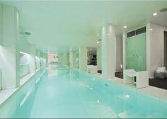 Indoor pool in Mayfair - NOW SOLD