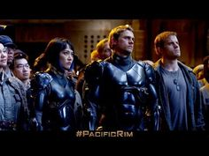 #PacificRimIT - Stacker Pentecost, Raleigh Becket, Mako Mori sono la resistenza in #PacificRim, dall'11 Luglio al cinema!