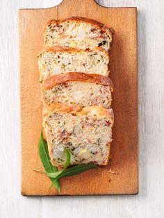 Kuchen mit Spargel | Zeit: 45 Min. | http://eatsmarter.de/rezepte/kuchen-mit-spargel
