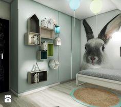 Aranżacje wnętrz - Pokój dziecka: Dom w Zielonkach - Monostudio Wnętrza. Przeglądaj, dodawaj i zapisuj najlepsze zdjęcia, pomysły i inspiracje designerskie. W bazie mamy już prawie milion fotografii!