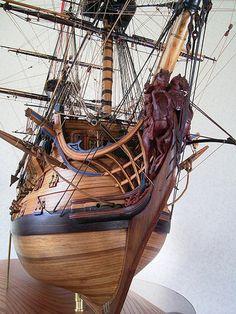 ロイヤル・ジョージ(Royal Georgr) 帆船模型