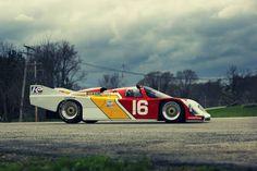 1986 Porsche 962 Le Mans Race Car