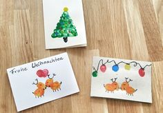 Presents, Place Card Holders, Creative, Christmas, Kids, Crafts, Kindergarten, Vegan, School