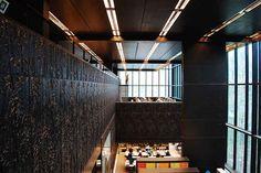 La bibliothèque universitaire d'Utrecht