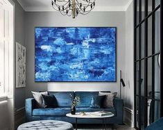 Original Large Abstract paintings By Professionals by WallAbstract Large Artwork, Original Artwork, Abstract Paintings, Abstract Art, Privacy Settings, Beautiful Homes, The Originals, House Of Beauty, Abstract Drawings
