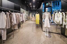The Iris von Arnim Store in Düsseldorf ─ inside view