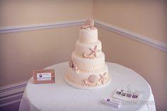 Beach themed wedding cake with shells Wedding Cakes, Wedding Venues, Grand Hotel, Beach Themes, Photographers, Shells, Events, Weddings, Blue