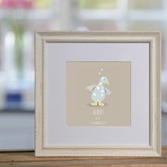 Flappy Chappie personalised print £48
