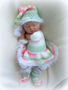 Baby Girl Elf  by Pares Creations, via Flickr
