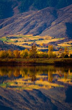 "touchdisky: ""Chatfield State Park, Colorado   USA by John De Bord... """