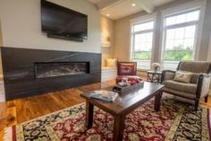 Golf Course Road - Living Room