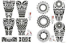 More tribal tattoo
