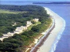Jekyll Island, Georgia, been here and want to go back.  Beautiful.