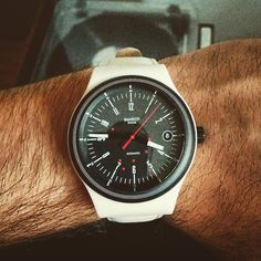 Swatch SISTEM CREAM ©officialnamo