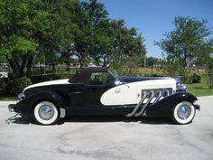 1933 Duesenberg Weymann Speedster repro