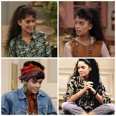 Big Sister's Clothes Sartorial inspiration from some of our favorite sitcom siblings from the By Marie. Lisa Bonet Cosby Show, Black Sitcoms, Hippie Style Clothing, The Cosby Show, Pretty Girl Rock, Friend Outfits, Black Girl Magic, Passion For Fashion, Fashion Beauty