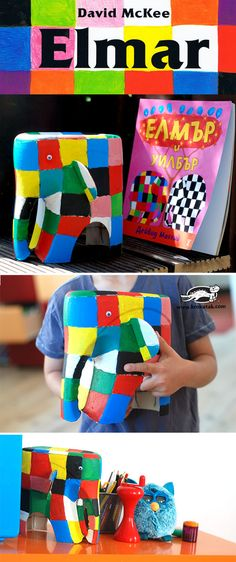 épinglé par ❃❀CM❁✿Elmar the Elephant kids crafts Craft Work For Kids, Diy For Kids, Crafts For Kids, Fun Arts And Crafts, Fun Crafts, Diy And Crafts, Plastic Bottle Crafts, Kids Wood, Homemade Crafts