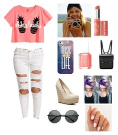 """""""•All the silence breaks•"""" by temboupendo ❤ liked on Polyvore"""
