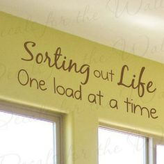 vinyl wall lettering about Charity - Google Search