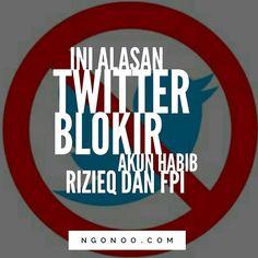 """https://ngonoo.com Hari ini ramai dibicarakan akunTwittermilik Ketua Umum Front Pembela Islam (FPI) Rizieq Shihab atauHabib Rizieq(@syihabrizieq) dan DPP FPI (@dpp_fpi) disuspend Oleh Twitter.  Pihak Twitter Indonesia pun menjelaskan alasan kedua akun tersebut tidak bisa diakses. """"Dalam rangka menciptakan rasa aman dan nyaman bagi pengguna di Twitter kami dapat menangguhkan akun yang melanggar Peraturan Twitter. Penangguhan akun terjadi berdasarkan laporan-laporan yang kami terima dari…"""