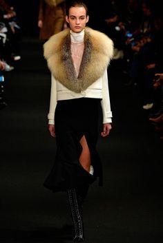 Défilé Altuzara automne-hiver 2015-2016 à la Fashion Week de New York