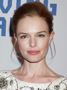 Kate Bosworth at the Museum of the Moving Image Honors. Hair by Kevin Spacey. Makeup by Daniel Martin.