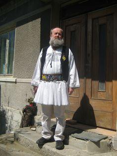 Romanian man clothes-Cugir, Alba County, Romania