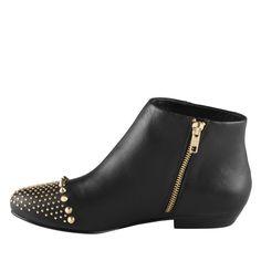 ALDO studded boot #Boeken #pinthetrends PLAYFUL GLAM #ALDOpinthetrends