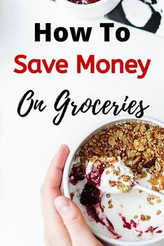 One area I was really keen to spend less on was groceries, especially food. We didn't budget for it at all, spending whatever we felt like and I estimate we were spending around £150 - £200 a month for just the two of us. Money Saving Meals, Save Money On Groceries, Money Hacks, Frugal Meals, Budget Meals, Frugal Recipes, Healthy Family Meals, Nutritious Meals, Great Recipes