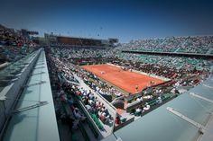 Rolland Garros, France