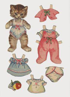 different dolls