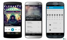 android music player 2015 - Google zoeken