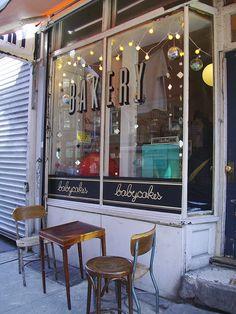 Babycakes NYC - storefront
