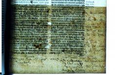 Texto secreto encontrado na Bíblia mais antiga da Inglaterra é encontrado e decodificado por historiador ~ Sempre Questione