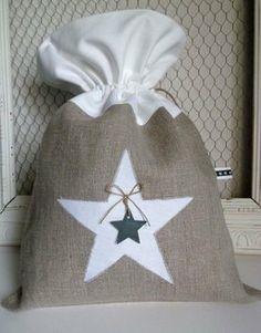 pochon en lin Etoile Création Graine d Envie Tutos Couture, Petite Couture,  Couture 596da3c063a