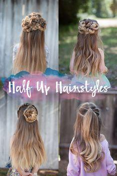 Half up Hairstyles   CGH Lifestyle   Abel's Braids