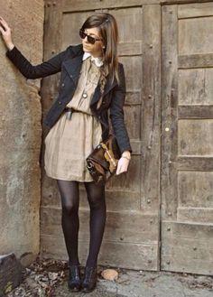 Outfit para el trabajo!
