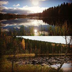 Veden ääreltä Siilinjärvellä ja Kuopiossa matka kohti isompia vesiä - Helsinkiin. #savonia #lakes