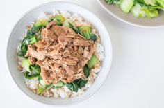 Slow Cooker (or Not) Adobo Chicken