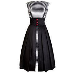 Dollydagger Lulu 1950's Style Dress