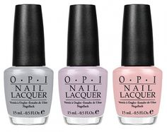 I'm gonna look for these colors now...can't wait ! opi new york city ballet collection